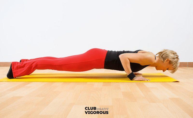 11-girl-yoga-Four-Limbed-Staff-yoga-poses-advanced