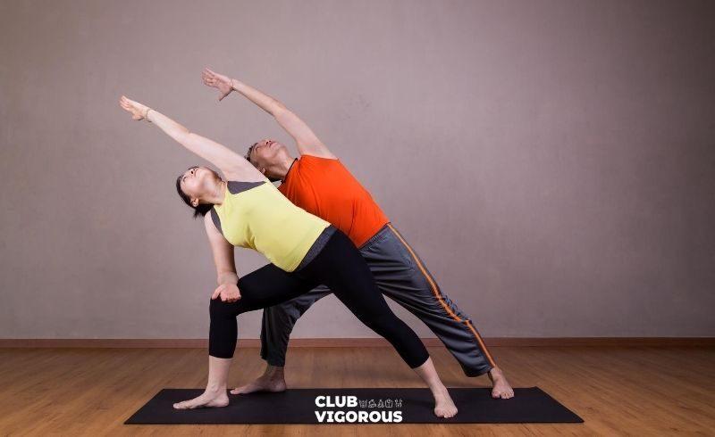 17-Turn-aroundWarriors-yoga-posesor-couples
